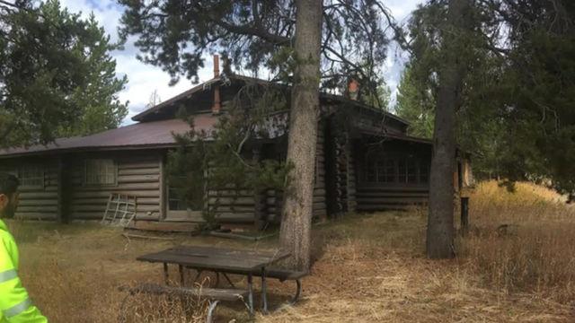 Grand Teton National Park Historic Restoration