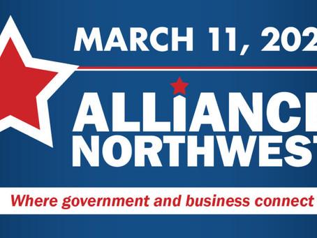 Alliance Northwest - March 11th