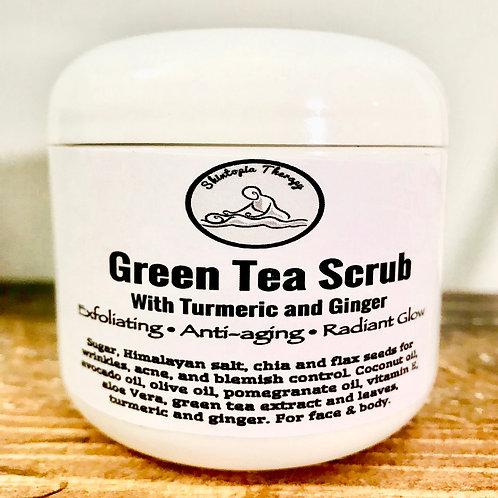Green Tea Scrub
