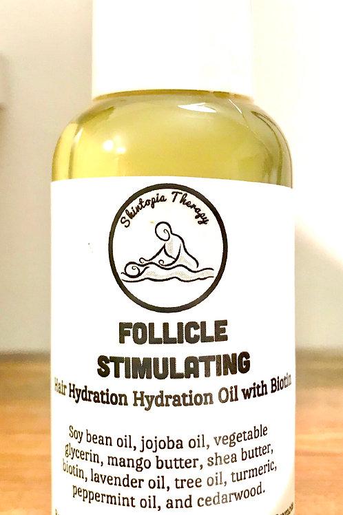 Follicle Simulating Hair Hydration Oil 3.5-4OZ