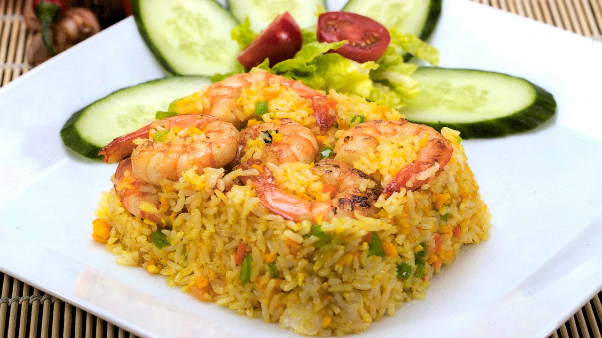 Prawn Thai Fried Rice