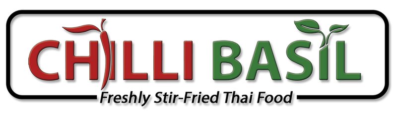 Chilli Basil Thai Food Cardiff Logo