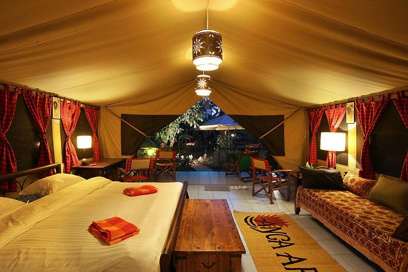 Image result for anga afrika luxury tented camp nairobi
