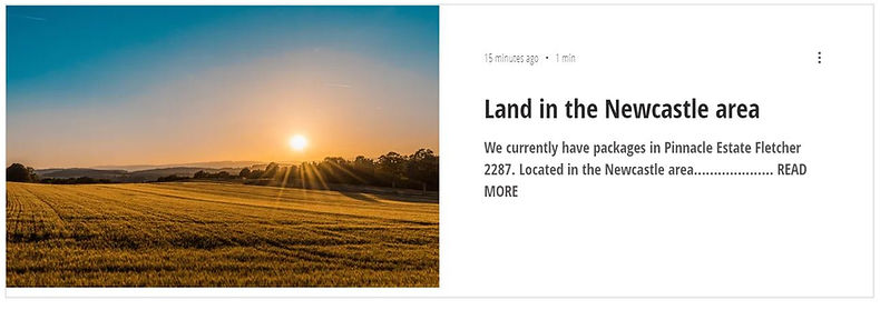 land in Newcastle area.JPG