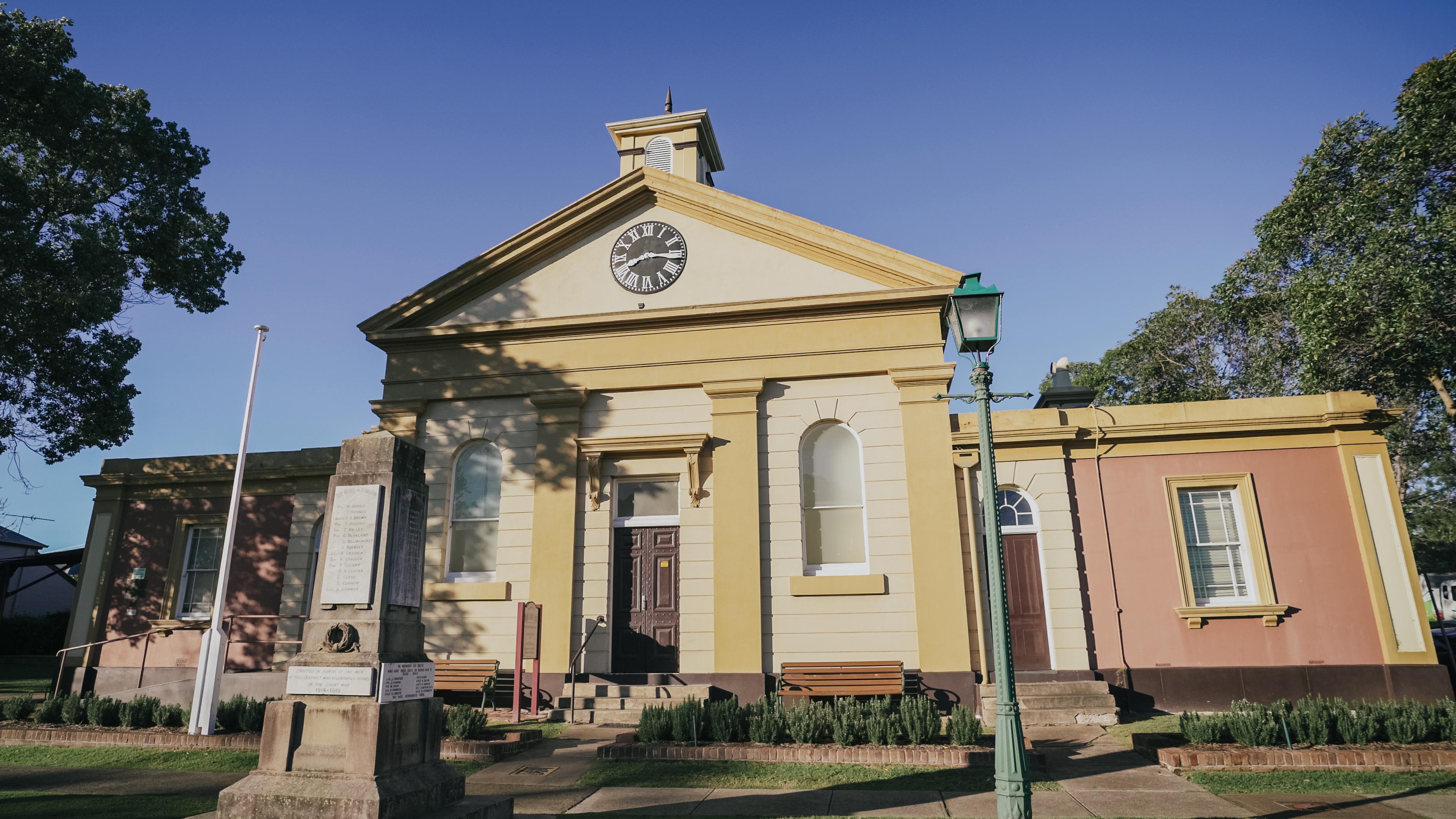 4 Morpeth Museum Australia Heitage small