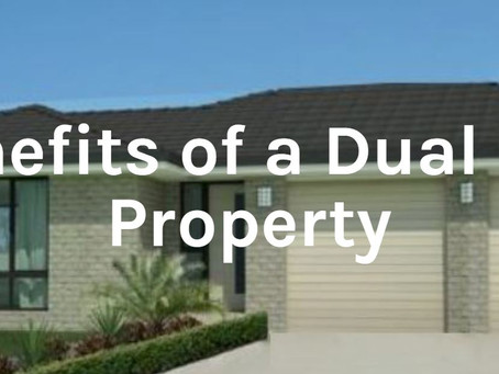 BENEFITS OF A DUAL KEY PROPERTY