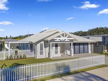 Visit our new Hamptons inspired display home in Coffs Harbour!