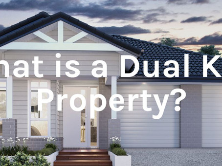 SO, WHAT IS A DUAL KEY PROPERTY?