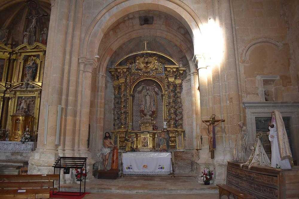 Iglesia de Santa María de Sandoval