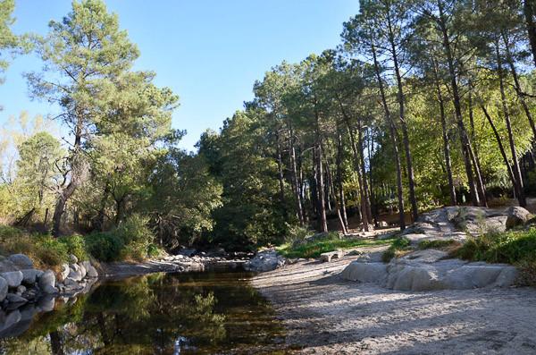 Playas Blancas. Fuente: Web del Ayuntamiento.