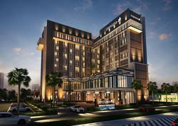 Impiana Senai Hotel