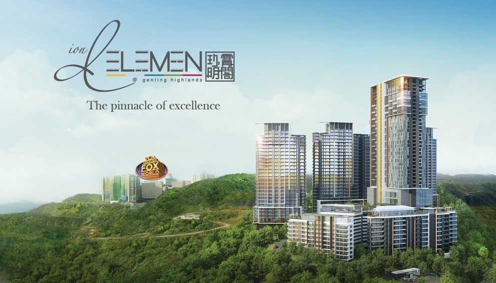 Ion D'elemen at Genting Highlands