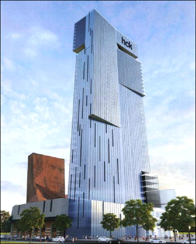 HCK Corporate HQ Tower @ Empire City