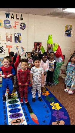 Pajama Holiday Party 2020