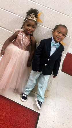 Toddler Prom