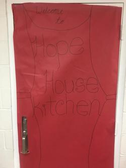 Hope House Kithcen