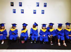 HHKC's First Graduation Class
