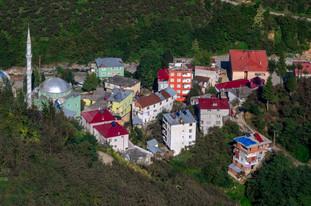 Çanakçı Karabörk Köyü