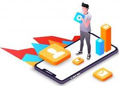 mobile-ui-illustration-of-smartphone-use