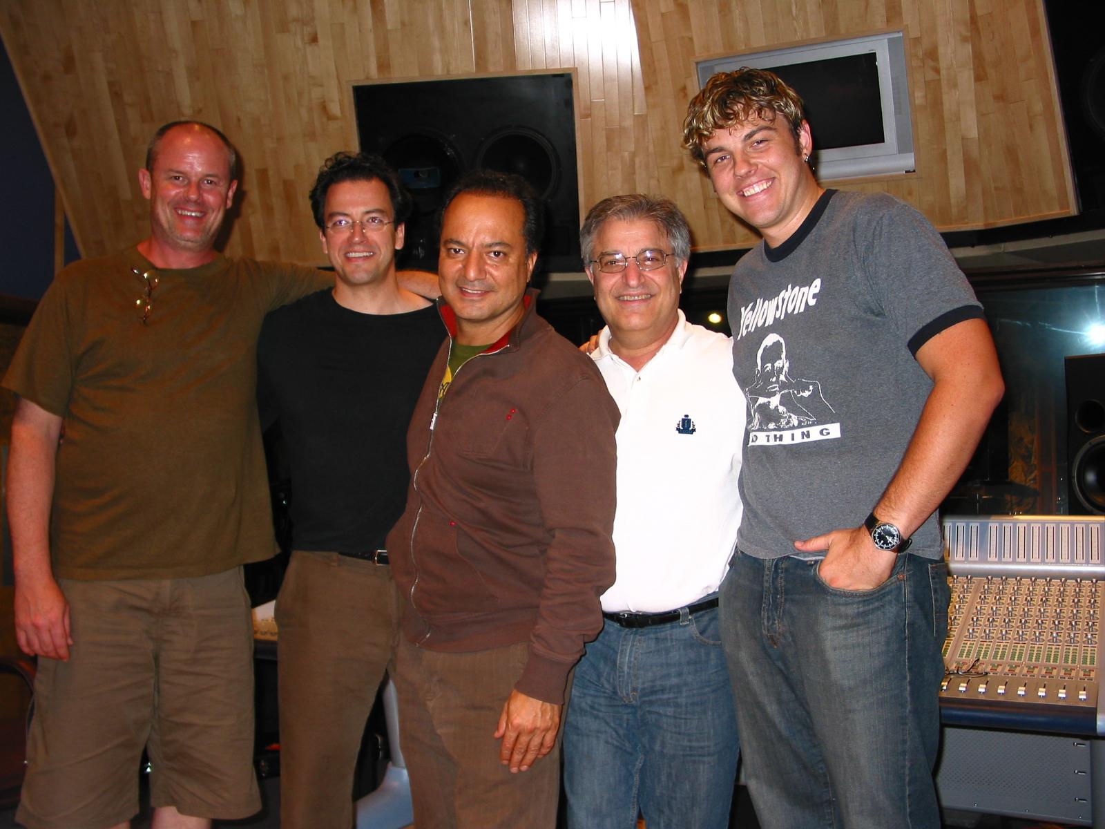 Sound Design Studio, Santa Barbara