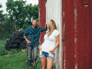 Shayna+Anthony | Nebraska Engagement Session