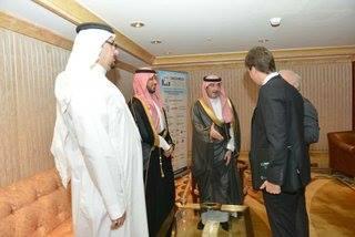 مع الأمير خالد بن سطام بن سعود