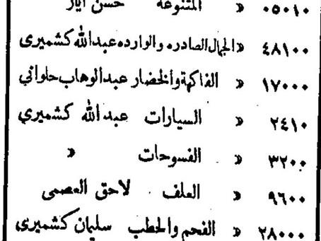 مناقصات بلدية الطائف والحلقة