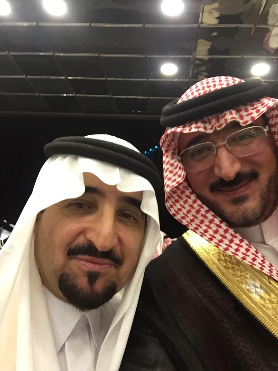 عبدالحي بن سالم حلواني و المهندس محمد المخرج