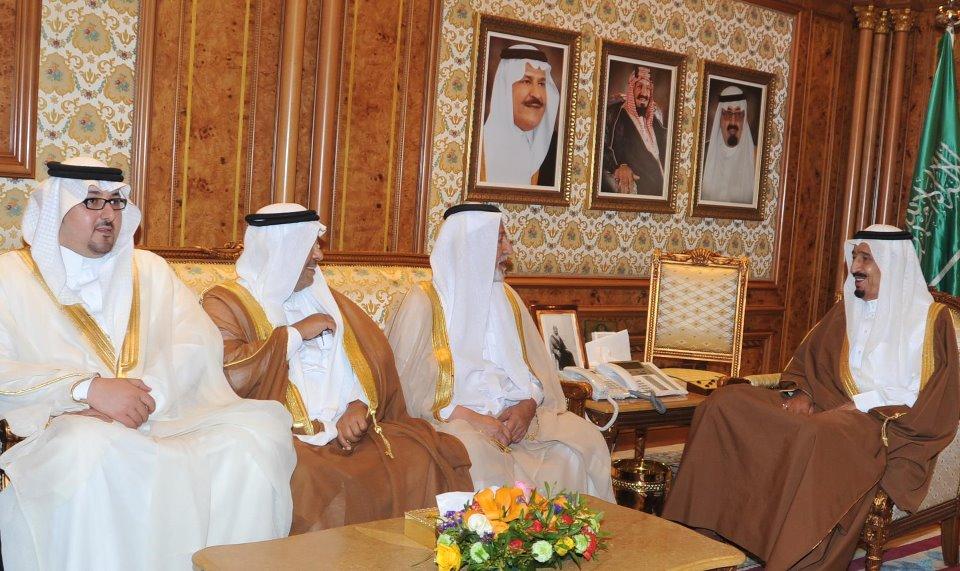 الملك سلمان بن عبدالعزيز حفظه الله