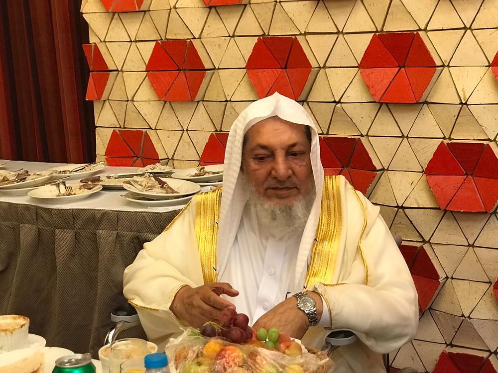 الشيخ عمر بن عبدالوهاب حلواني
