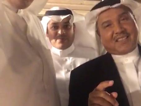 محمد عبده كنّا ندخل دكة الحلواني سرقة