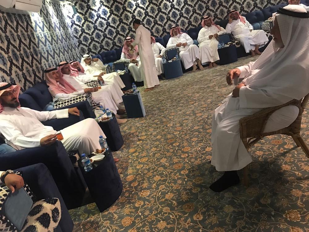 الشيخ محمد حلواني يسرد تاريخ عمه الشيخ عبدالوهاب حلواني