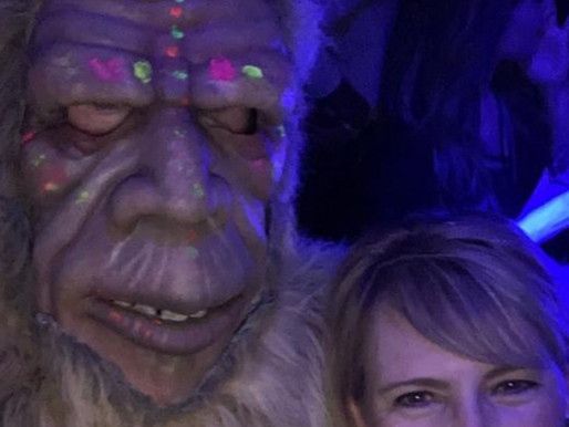 The Weekly ONE Thing - Sasquatch Sighting