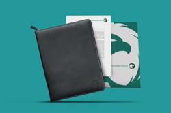 SAFF-Leather-Folder