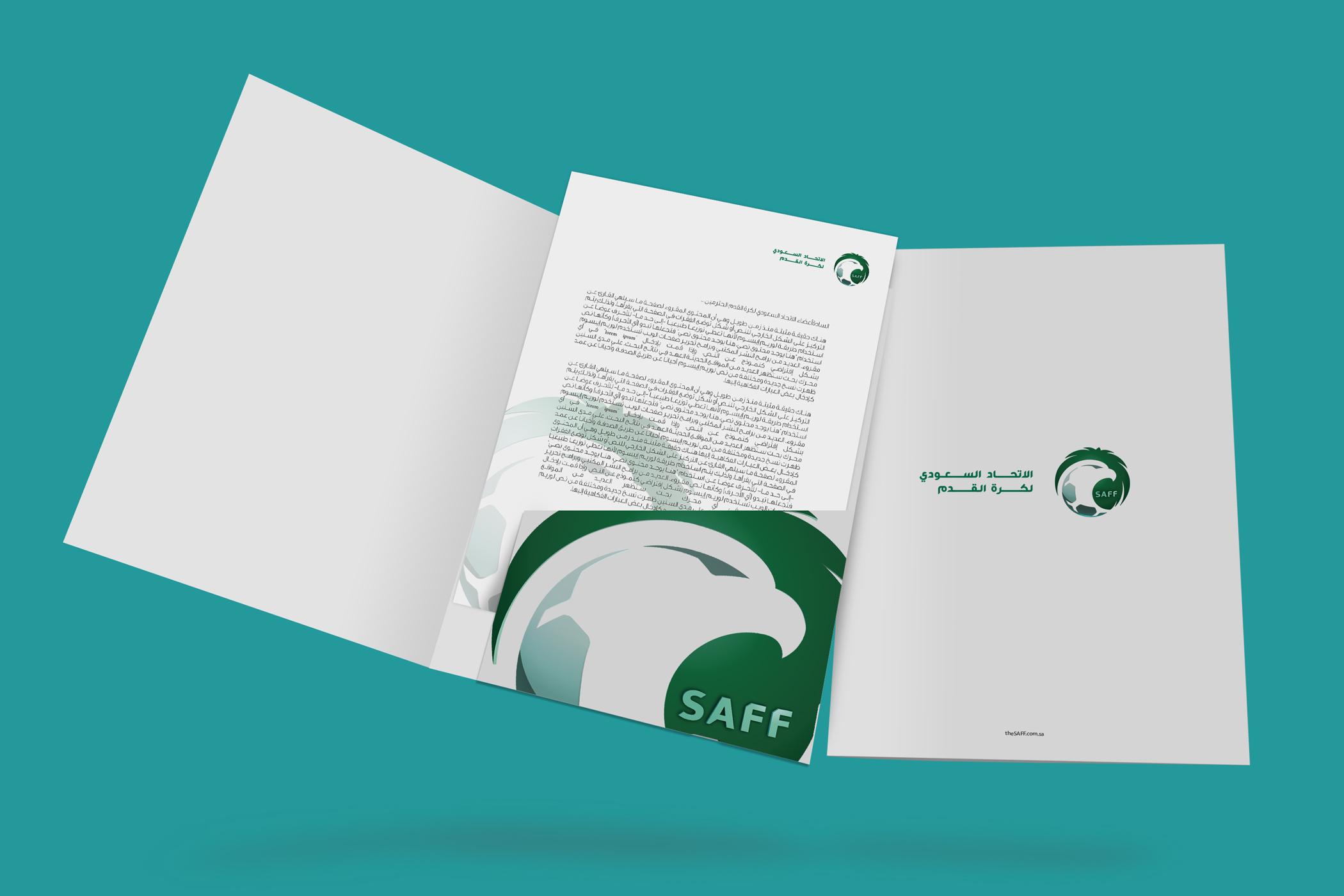 SAFF-A4-Folder