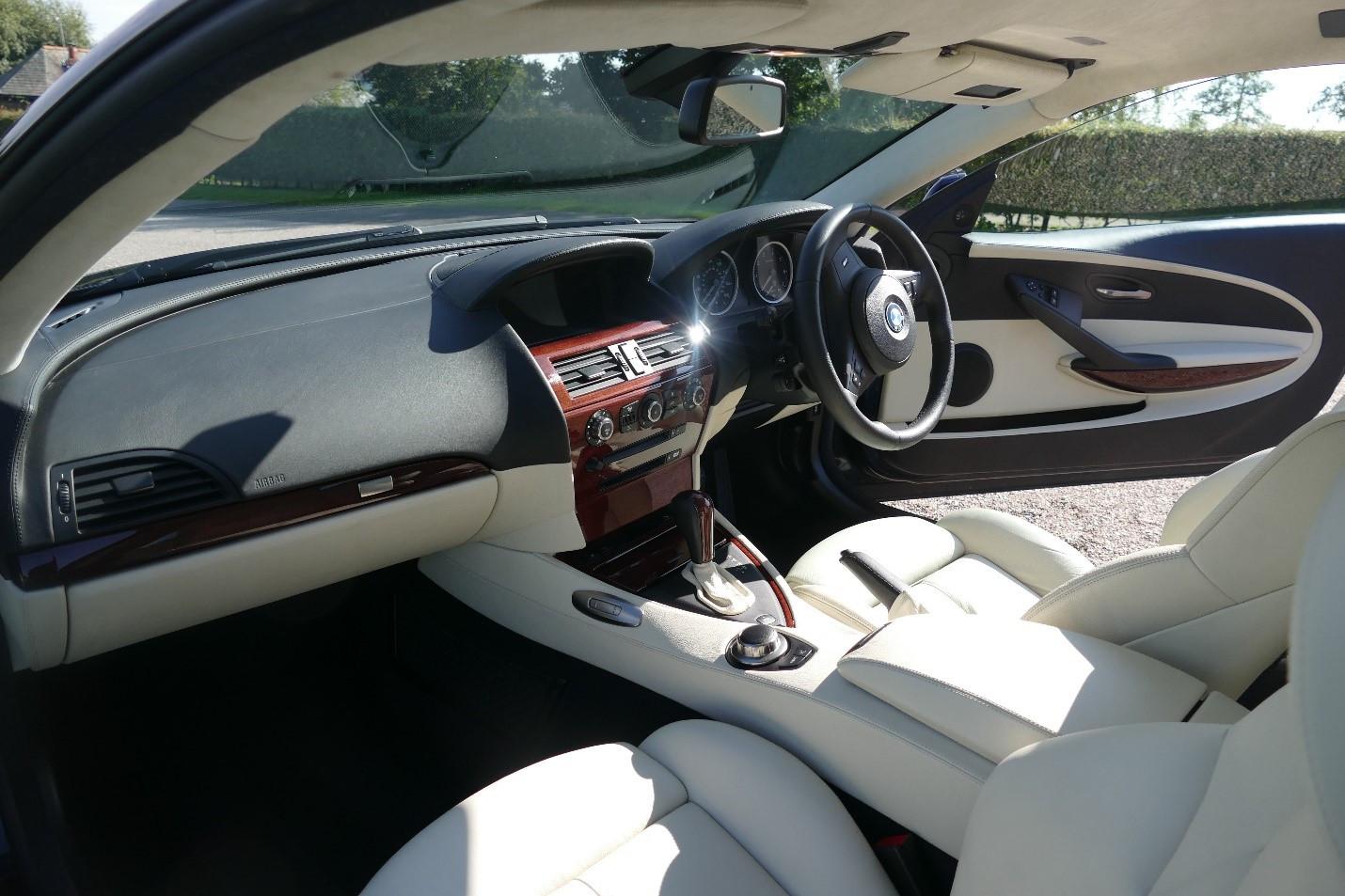 Bmw 650i Sport Individual Interior