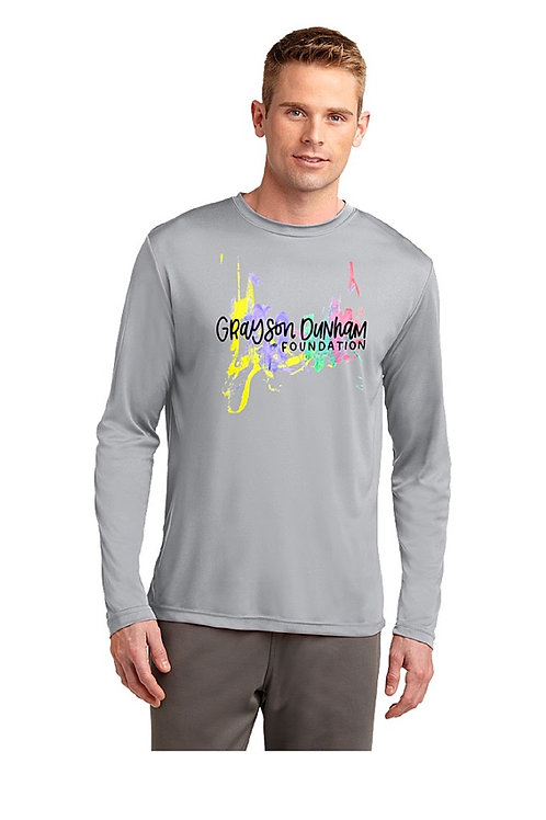 Adult Dry Fit Long Sleeve