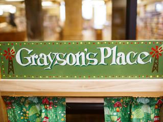 Grayson's Place-Sheridan Public Library