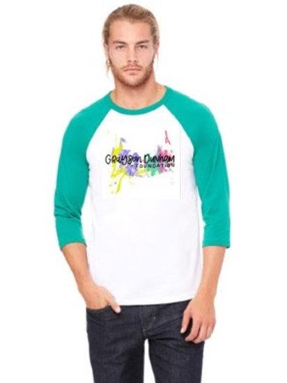 Unisex Adult Baseball T-Shirt