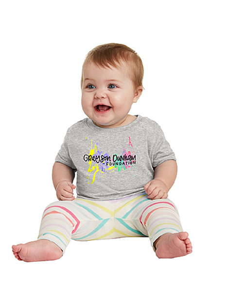 Grey Toddler T-Shirt