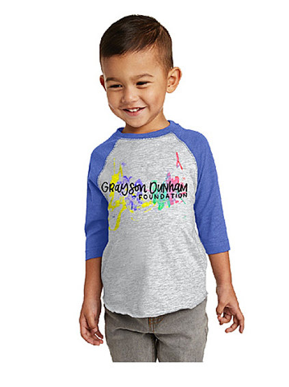 Unisex Toddler Baseball T-Shirt