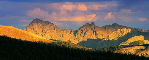 Gore Range by Bec Photo