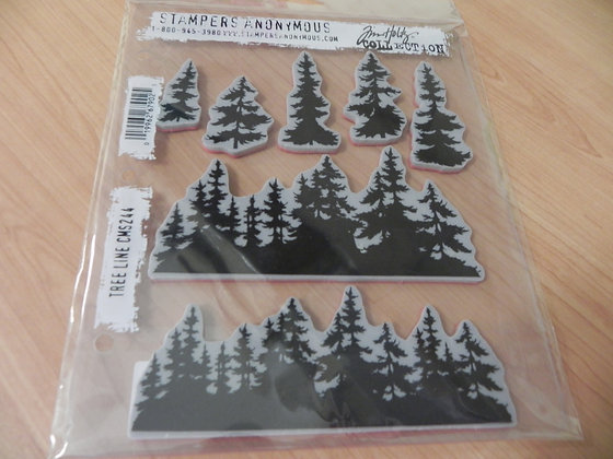 "TH ""tree line"" stamp"
