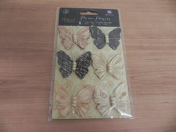 P Archivist Butterflys