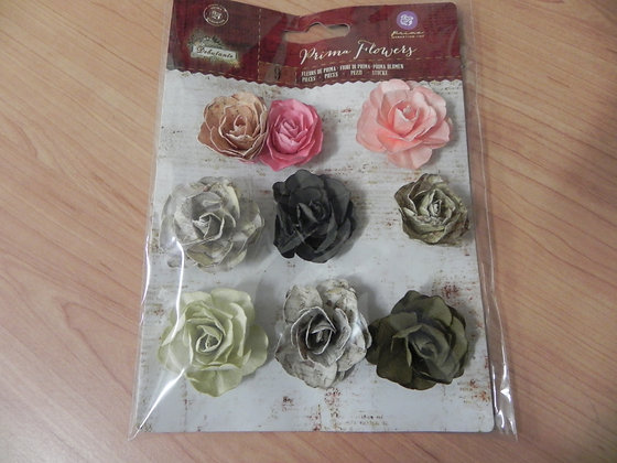 P Deb flowers 9pk