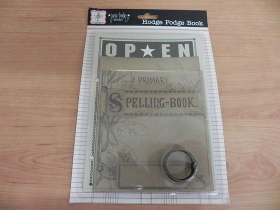 JBS Hodge Podge Book