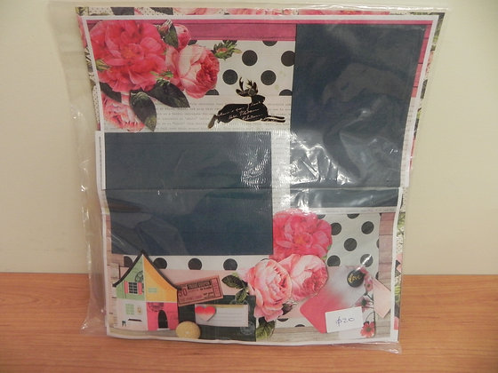 "SK Crate Paper ""Open Book"""