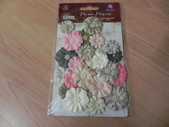 P Deb Flowers 24pk