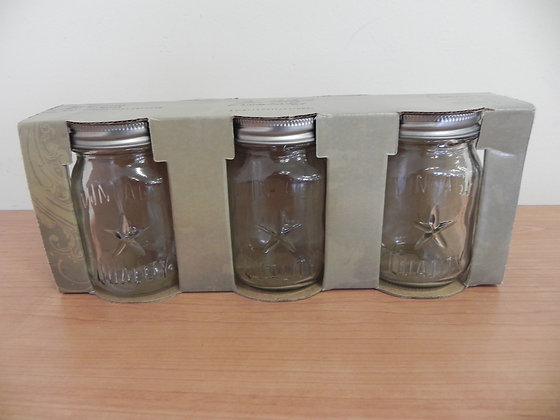 TH Mini Mason Jars