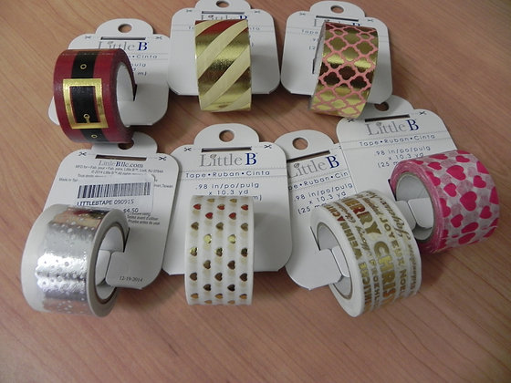 LB washi tape 25mm